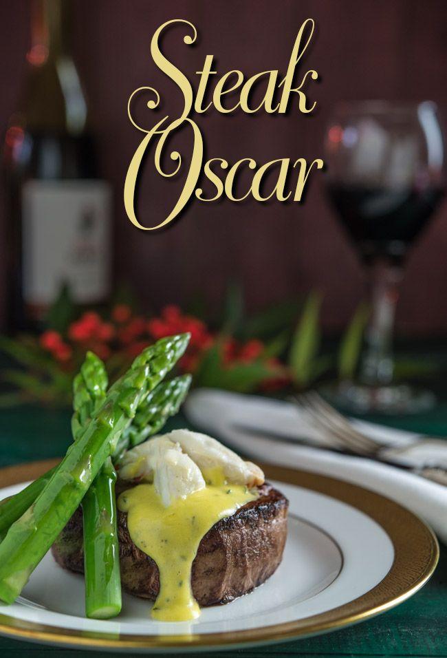 Steak Oscar | Southern Boy Dishes