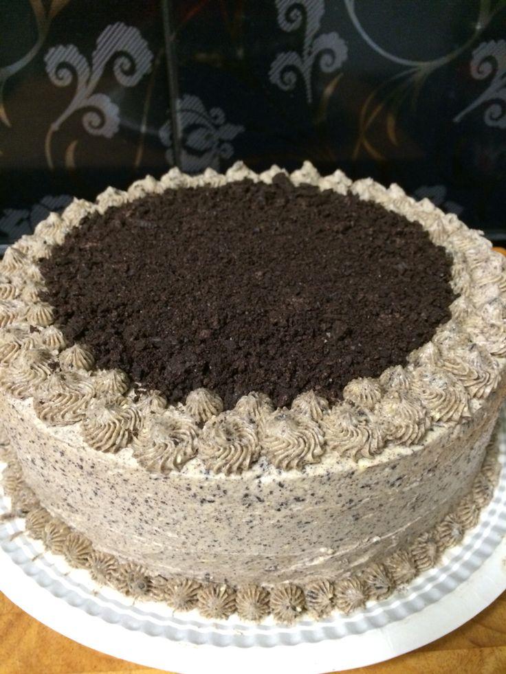 Chcocolate Oreo Cake