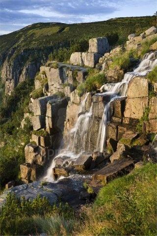 Pančavský vodopád
