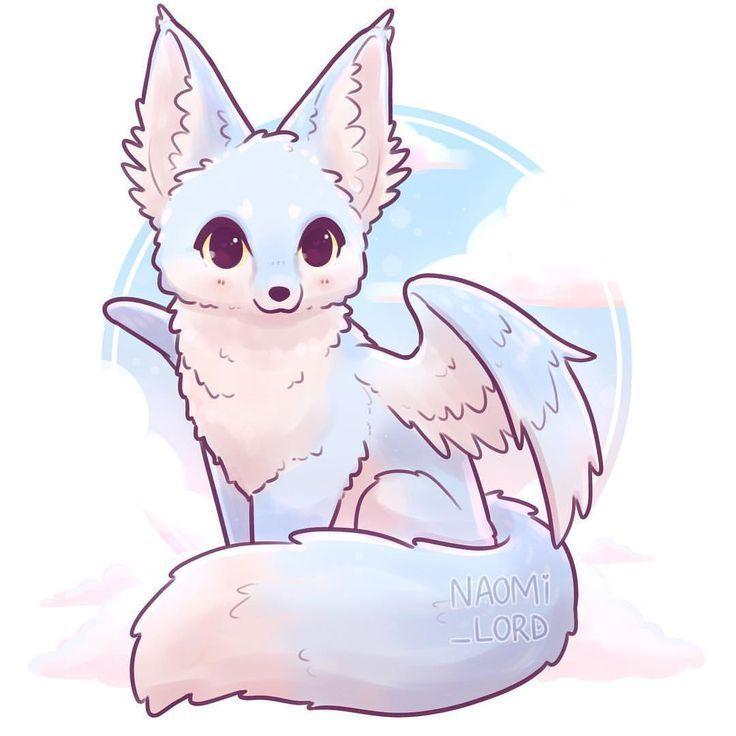 ✨☁️Air Element Fox ☁️✨ Ok so my idea i…