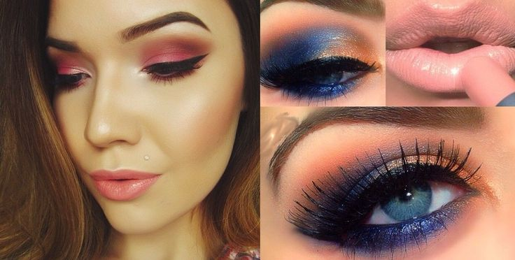 Eye Makeup for Small Eyes With Kajal : How to Love ...