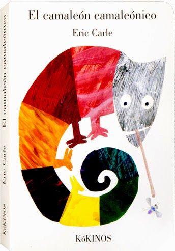 RZ100 Cuentos de boca: TODOS MENOS UNO, de Éric Battut y EL CAMALEÓN CAMALEÓNICO, de Eric Carle