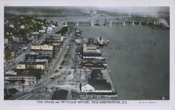 New Westminster BC Canada.