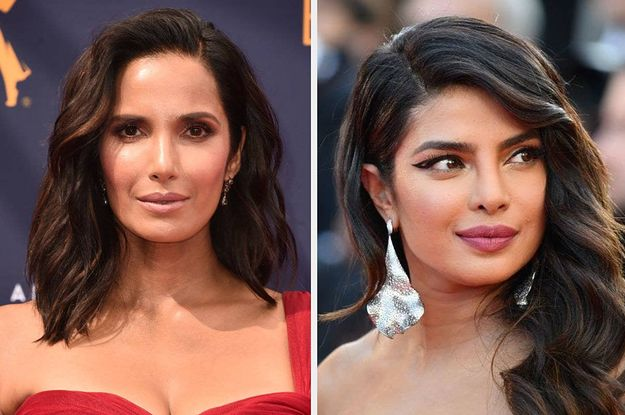 Padma Lakshmi Perfectly Called Out A Magazine That Confused Her For Priyanka Chopra In 2020 Padma Lakshmi Priyanka Chopra Funny Baby Pictures