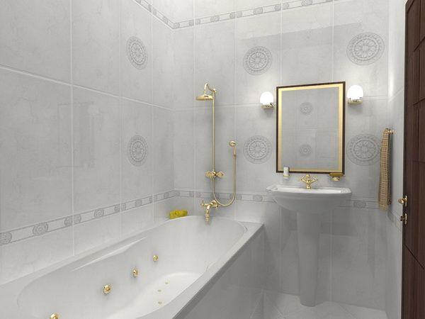 маленькая классическая ванная комната - Поиск в Google
