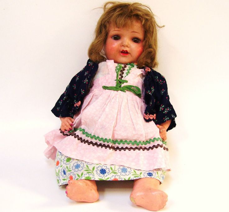 Antique Heubach Koppelsdorf Germany Doll Bisque Head 1330  14 Inch TLC Project #Koppelsdorf $129.99 includes Free USA and Canada Shipping!