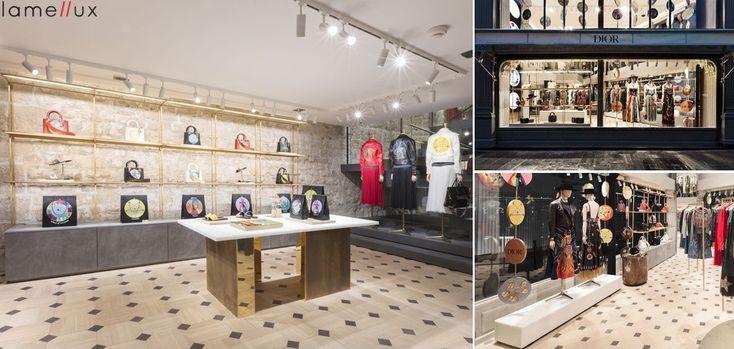 "LAMELLUX  Mobiliers LxResin ""Albâtre"" Pop-up Store DIOR Saint Honoré - Paris  #lamellux #luxe #dior #popupstore #sthonore #lxresin #alabaster #albatre #madeinfrance #ebenisterie #architecture #architecturedinterieur #agencement #craftmanship #luxury #design #interior #interiordesign #woodwork #bespoke"