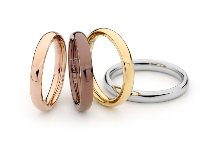 Stackable rings in a variety of colours. Customise your look with other styles in the Tuskc range. Click on the link below.