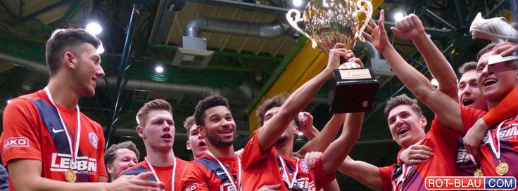 Wuppertaler SV gewinnt die 30. Stadtmeisterschaft in der Uni-Halle! Fotos: www.rot-blau.com