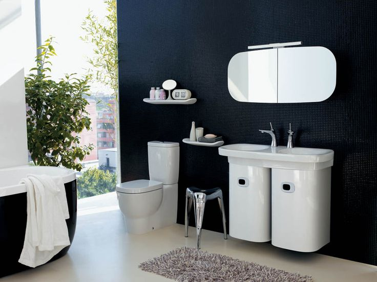 How about this for bathroom inspiration? @LaufenBathrooms