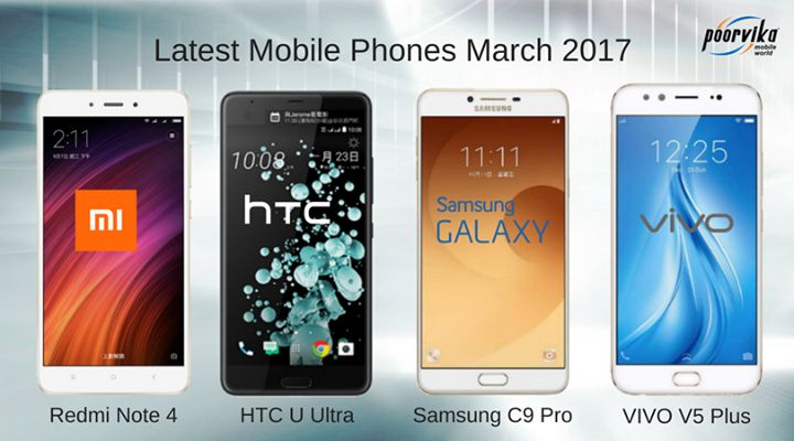 Latest Mobile Phones March 2017, List of New Mobile Phones with Price in India | poovika.com  #Listoflatestmobilephones in India from leading brands like #Samsung, #Nokia, #Sony, #HTC, #Apple, #Micromax, etc. at #poorvikamobiles. #LatestmobilephonesinIndia - Latest mobiles launches in #March2017 with price list. Buy new mobile phones with best offers, COD, #EMI and Free #onlineShopping @poorvika.  #Latestmobiles: https://goo.gl/6ovD0i  Call for details: 9840909345 ('HI' to Whatsapp) #device…