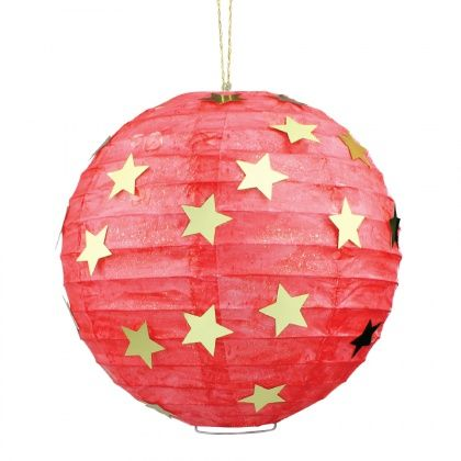 Chinese New Year Paper Lantern - Looking for a craft activity to commemorate Chinese New Year this year? Look no further than these gorgeous Chinese Paper Lanterns!
