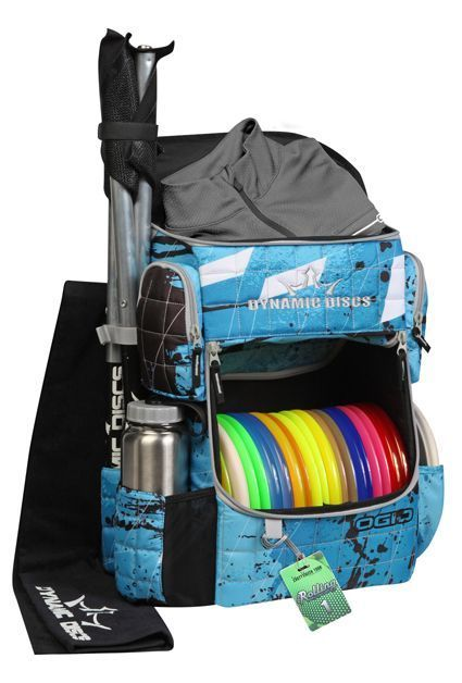 Disc Golf Backpack   Dynamic Discs Ranger Disc Golf Bag