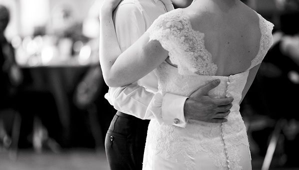 Download a playlist of the most romantic wedding songs on SHEfinds.com.