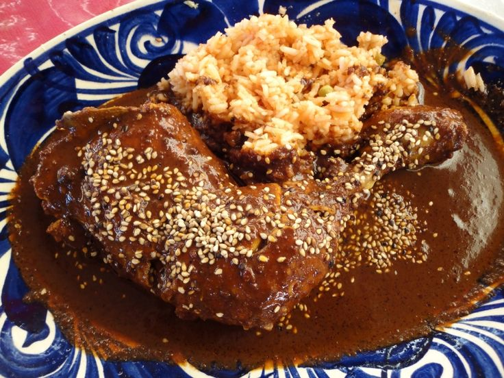 Slow Cooker Mexican Recipe: Classic Chicken Mole