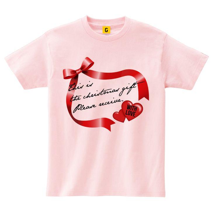 【店内全品 楽天ポイント10倍進呈】【12/13 09:59迄】This is the Christmas gift Tシャツ【X'mas パーティー GIFTEE ギフティー】【楽ギフ_包装】【RCP】【クリスマス ギフト にも最適】P06Dec14
