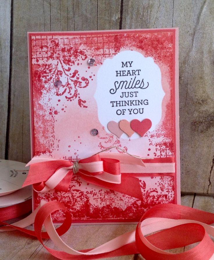Smilin' Hearts...   Rambling Rose Studio   Billie Moan