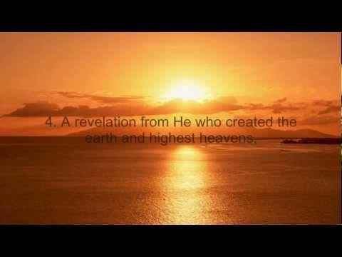 Mishary Rashid Al Afasy - Surah 20 Taha - Complete with English Translation - 1424H - YouTube