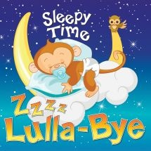 ZZZZ LULLA-BYE SLEEPY TIME CD by ALETTE WINCKLER. Available for pre-order from CUM Books.