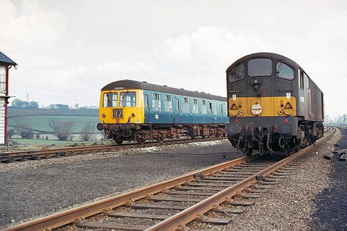 class 28 diesel locomotive - Google Search
