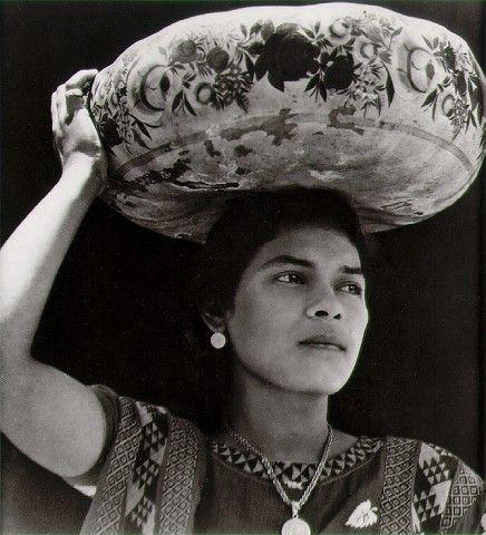 Mujer Mexicana by Tina Modotti
