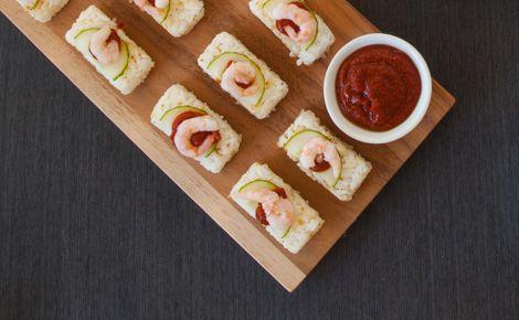 #Epicure Sushi Bites