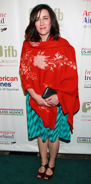 """Maria Doyle Kennedy Photos - WIRED Cafe @ Comic Con - 6th Annual """"Oscar Wilde: Honoring The Irish In Film"""" Pre-Academy Awards Party - Arrivals 2011"""