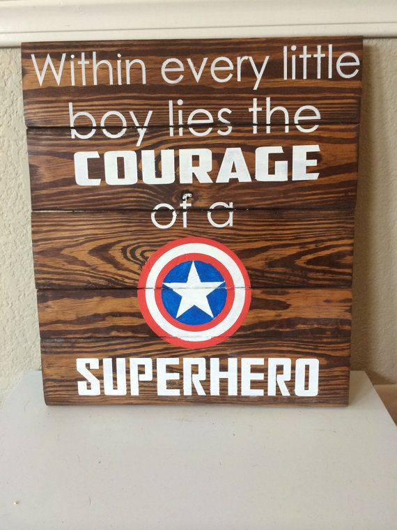Hey, I found this really awesome Etsy listing at https://www.etsy.com/listing/192563669/within-every-little-boy-lies-the-courage