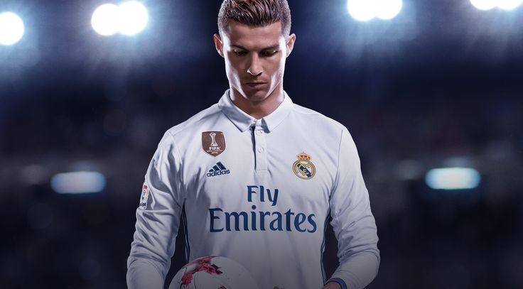 Cristiano Ronaldo Fifa Game Soccer Player   Cristiano Ronaldo Fifa Game Soccer Player is an HD desktop wallpaper posted in our free image collection of gaming wallpapers. You can download Cristi...