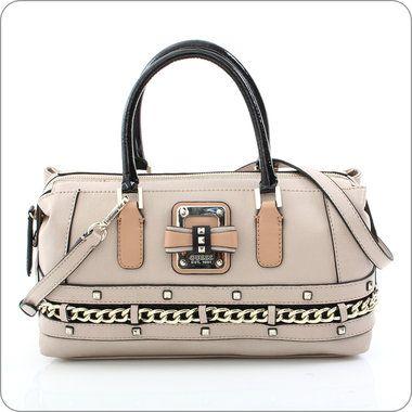 Guess ist eine Marke mit deutlichem Gesicht, mit Stil und Wiedererkennungswert. Guess macht Taschen und Geldbörsen für ganz besondere Frauen.