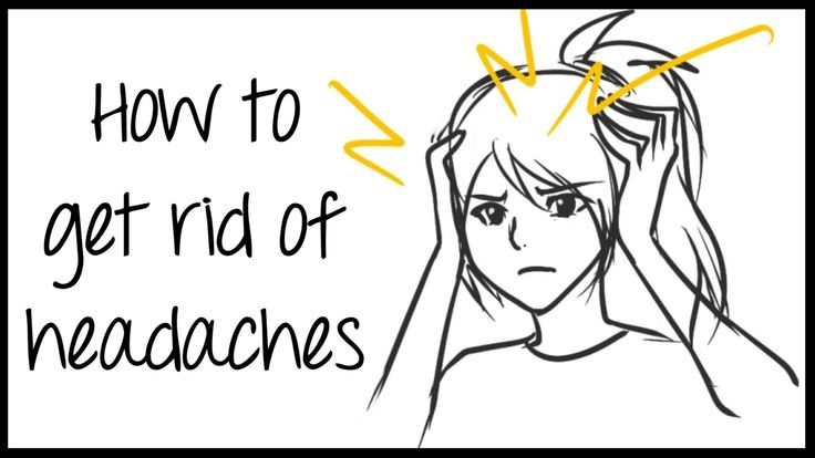 How to cure Headaches/Migraines