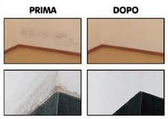 Come eliminare la muffa dalle pareti - La CASA Delle IDEE