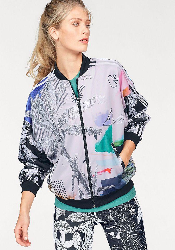 adidas Originals Trainingsjacke »OVERSIZED TT« Jetzt bestellen unter: https://mode.ladendirekt.de/damen/bekleidung/jacken/trainingsjacken/?uid=743e2a13-d8aa-58d3-8b61-4e131e52964d&utm_source=pinterest&utm_medium=pin&utm_campaign=boards #trainingsjacken #bekleidung #jacken Bild Quelle: baur.de