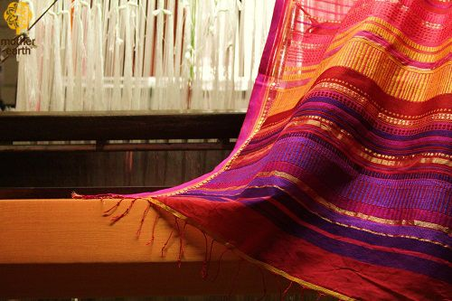 """The""""Athangudi"""" collection is inspired from the rich Chettinad heritage"""