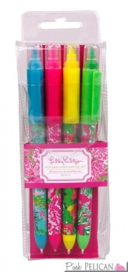 NEED these pen+highlighters! I'm a sucker for cute school supplies