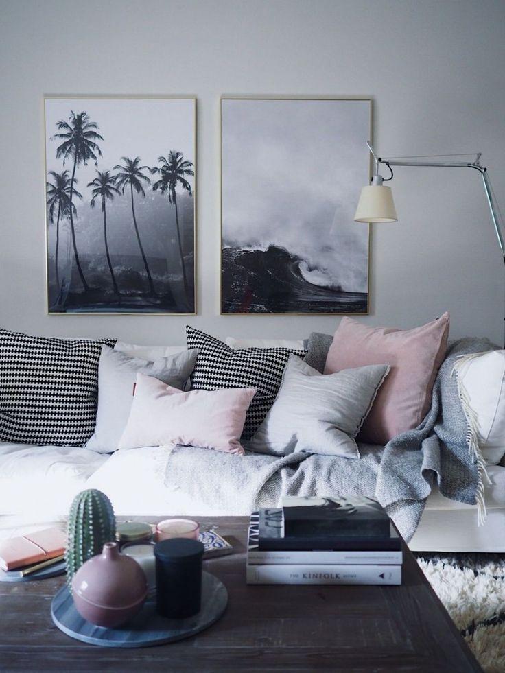 30+ Erschwingliche Apartment Wohnzimmer Design-Ideen mit ...