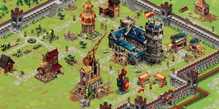 لعبة الامبراطورية - Goodgame-Empire-Game وصول أسهل إلى الانضمام إلى نقابة