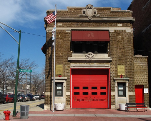 Man Cave Barber Orleans : Fire station wrigleyville support a small town author