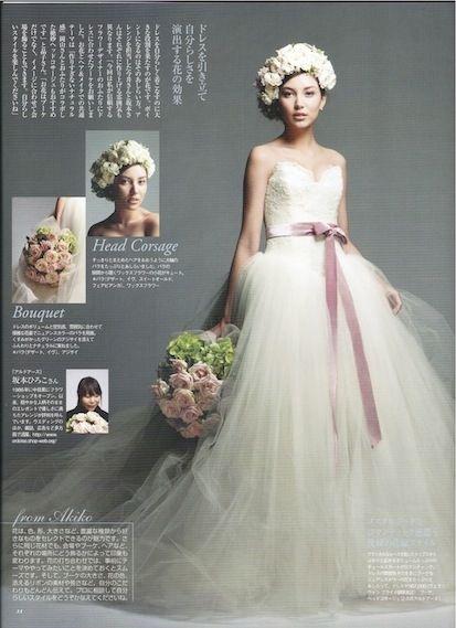 海外ウェディングから火が付いた!サッシュリボンがウェディングドレスのNEWトレンド♡   4yuuu! (フォーユー) 主婦・ママ向けメディア