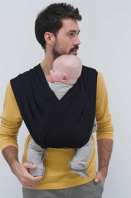Porte bébé Tri-Cotti Cream M de Babylonia, Écharpes de portage : Aubert
