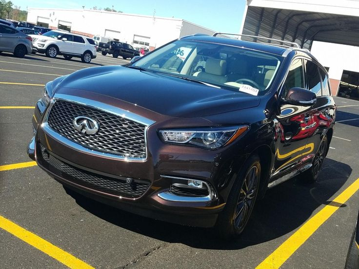 Infiniti Qx60 2020 Redesign And Review Di 2020 Dengan Gambar