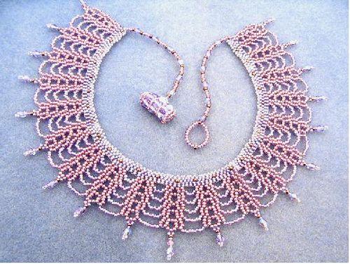 4.21.09 Pink Saraguro necklace | Flickr : partage de photos !