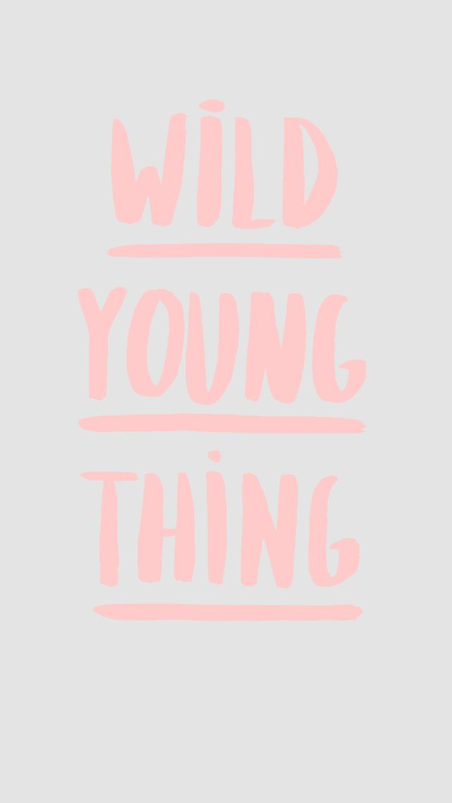 Pastel grey pink wild young thing  iphone wallpaper phone background lock screen