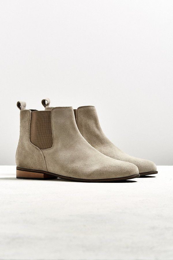 Urban Outfitters UO Suede Chelsea Boot