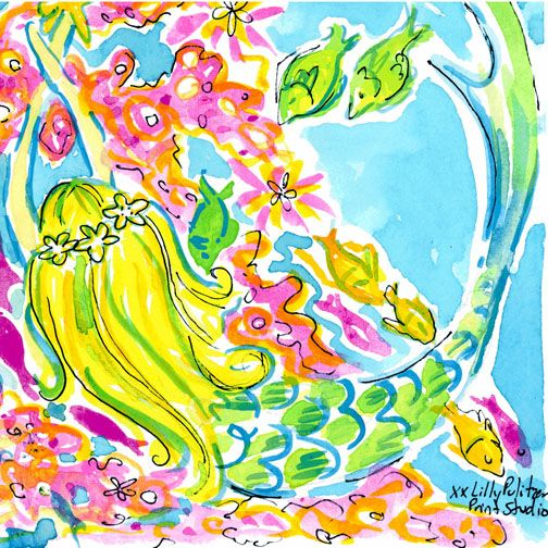 It's oFISHally the weekend. #lilly5x5 SummerInLilly | May 2015