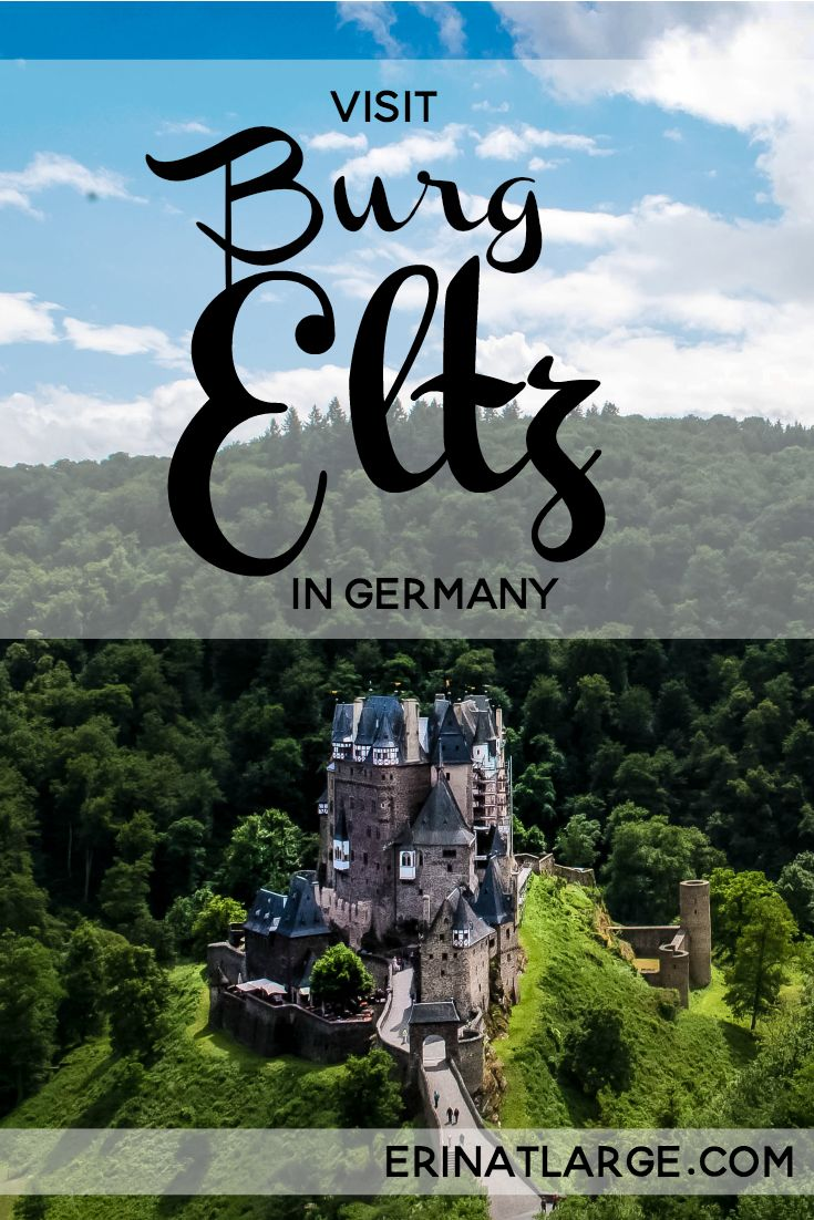 Our favourite German castle is Burg Eltz - and not nearly as busy as some others. A great place for knight and princess fans! via @erinehm
