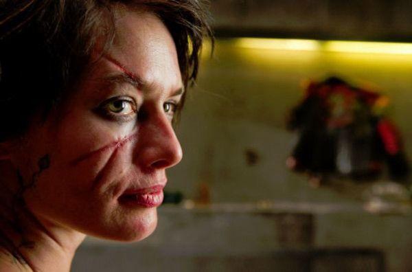 Lena Headay in Judge Dredd
