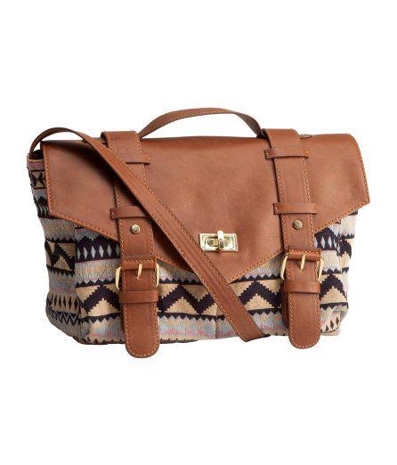 Super sexy messenger bag for school (: