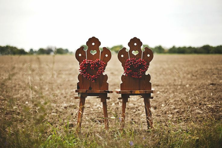 traditional Slovak chairs /by kamarian photography/ #folklore #Slovakia