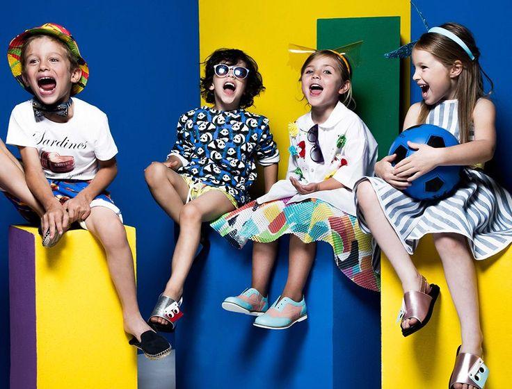 KID'S EVOLUTION - Pitti Immagine